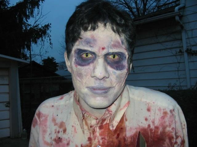 zombie makeup ideas   Halloween   Pinterest