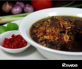 Resep Rawon Setan Asli Surabaya | Resep Masakan