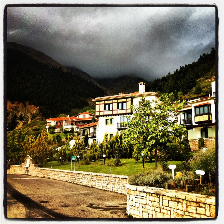 #Montana #Hotel #Spa #Karpenisi #Greece