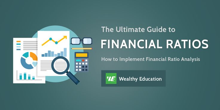 The Ultimate Guide to Financial Ratios: How to Implement Financial Ratio Analysis  Click to read the full article on website: https://wealthyeducation.com/financial-ratio-categories/  #investing #stockmarket #makemoney