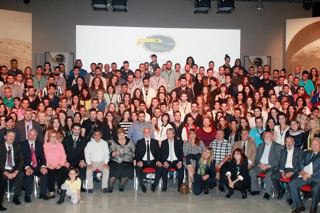 e-Pontos.gr: Ιστορική αυλαία για τη 2η Παγκόσμια Συνδιάσκεψη Πο...