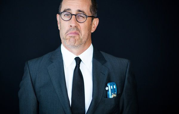 Jerry Seinfeld, Online Force Paragon Monday Morning LinkFest