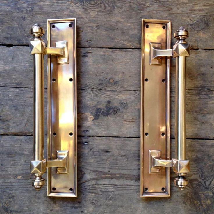 Antique Brass Door Pulls - 298 Best Finishes Images On Pinterest Hardware, Brass Hardware