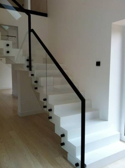 1000 Images About Glass Handrail On Pinterest Glass