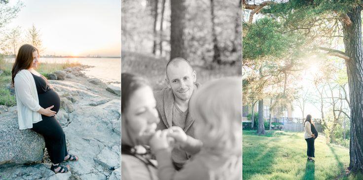 Lina,-Jonas-och-Walter. Pregnancy / maturnity shoot.