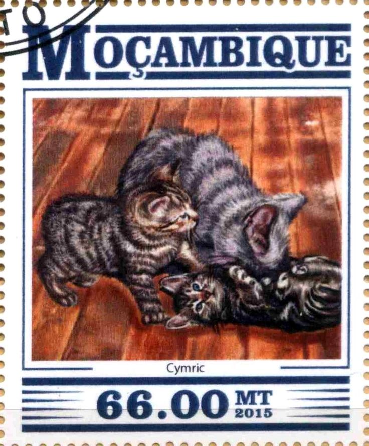 Stamp: Cymric (Mozambique) Col:MZ 15307a4