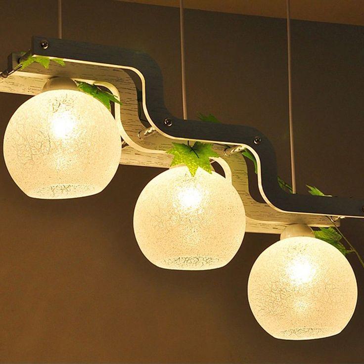 Pendant lamp Modern Minimalist Pendant Lights for Kitchen Dining Room Bar American Village pendant lamp white #Affiliate