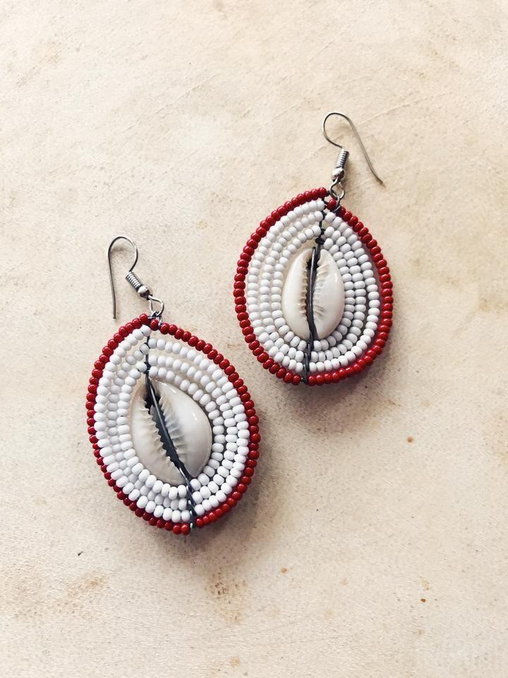 Antique Gold Tone Zulu Pattern BOHO 5 Tassel Extra Long Dangle Statement Earrings 2.5 Latest Fashion