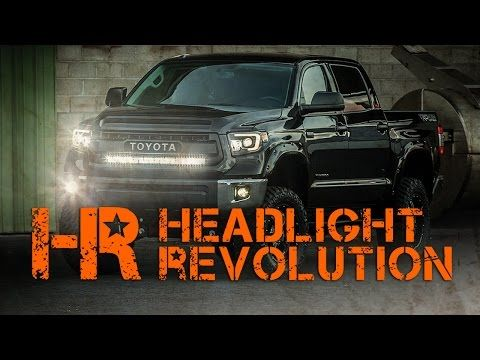 Headlight Revolution LED Off Road Light Bars, Aftermarket Headlights, LED and HID Conversion Kits and Bulbs