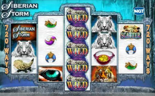 Siberian Storm slot online