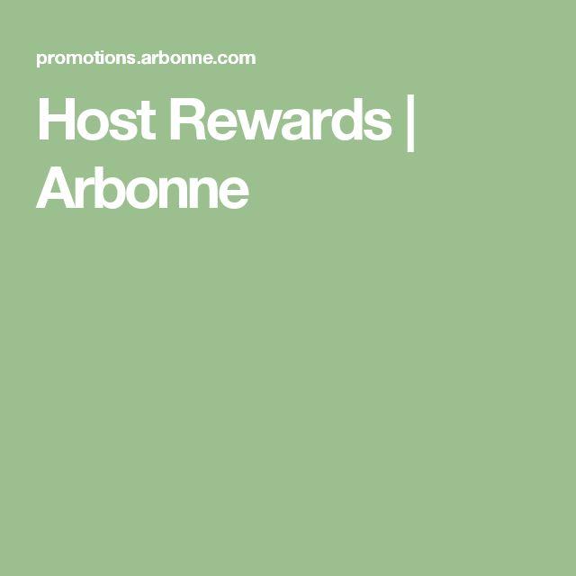 Host Rewards | Arbonne