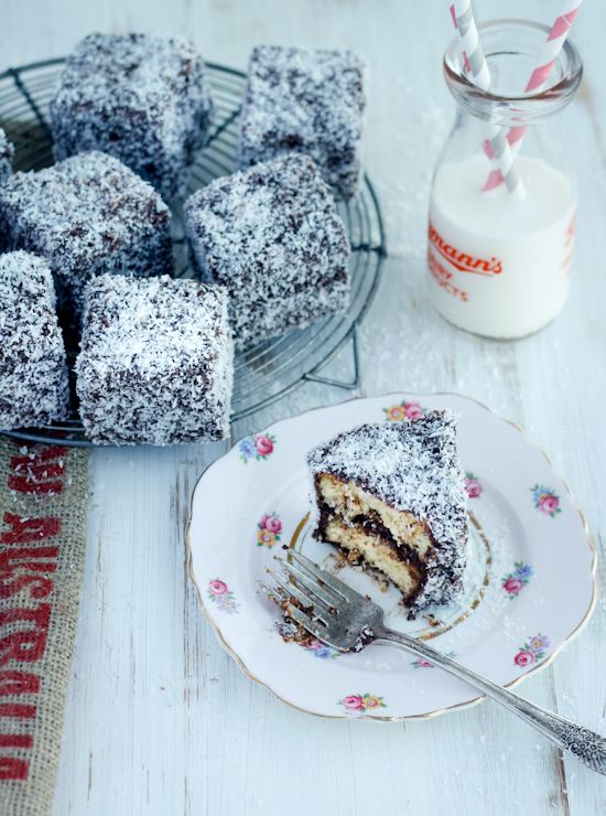 how to bake the perfect lamingtons, even if Australia Day is behind us.