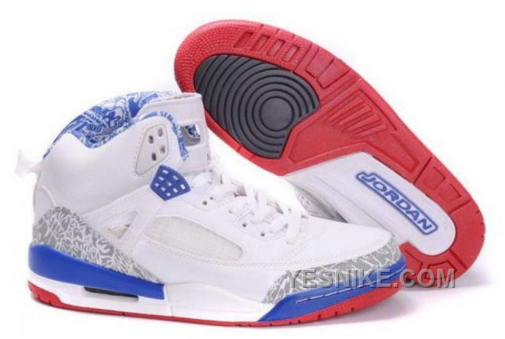 http://www.yesnike.com/big-discount-66-off-spain-air-jordan-spizike-35-retro-mens-shoes-white-blue-red-w5psa.html BIG DISCOUNT! 66% OFF! SPAIN AIR JORDAN SPIZIKE 3.5 RETRO MENS SHOES WHITE BLUE RED 3CMHM Only 89.12€ , Free Shipping!