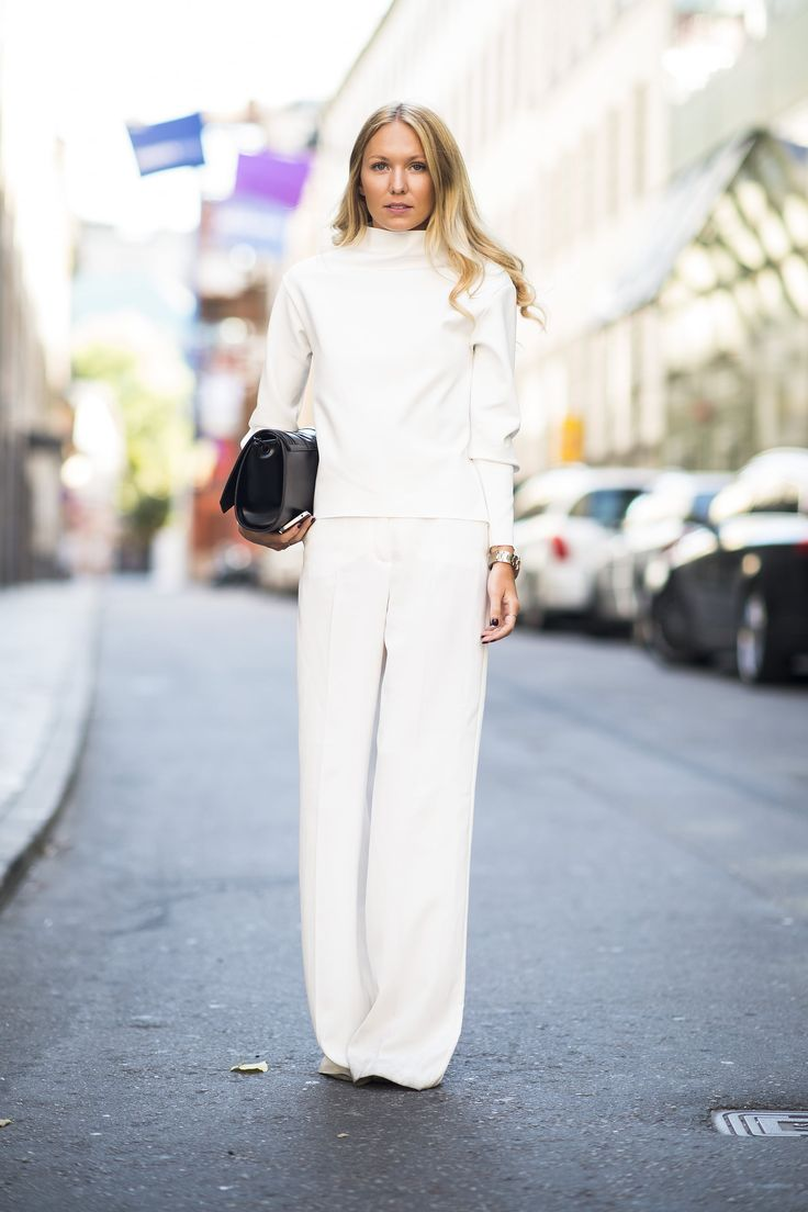 162 best Inspiration: white images on Pinterest | White outfits ...