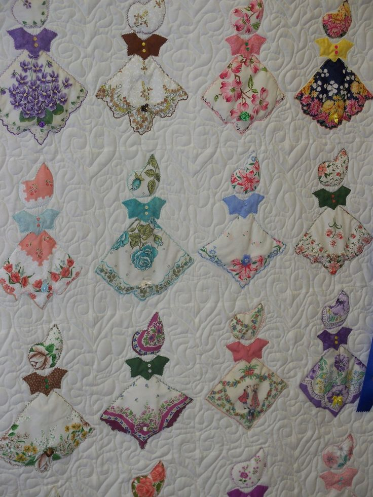 155 best QUILTS HANDKERCHIEF images on Pinterest | Appliques ... : handkerchief quilts instructions - Adamdwight.com
