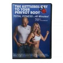 My first kettlebell workout DVD and still a favorite!
