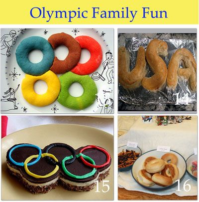 Olympic ideas for birthday party