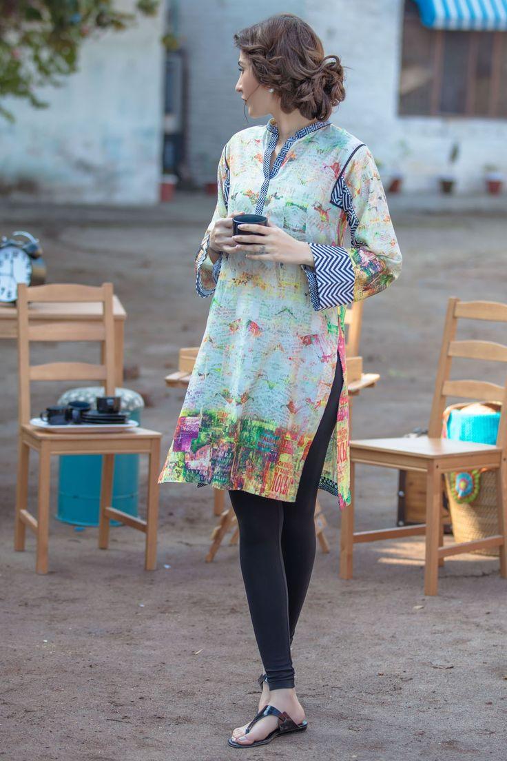 Al Karam, I Love Pret, S/S 2016 - High Fashion Pakistan