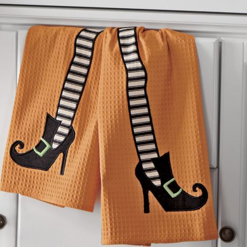Set of 2 Wicked Fun Towels from Through the Country Door® & 48 best Spooktacular Decor by Country Door images on Pinterest ... Pezcame.Com