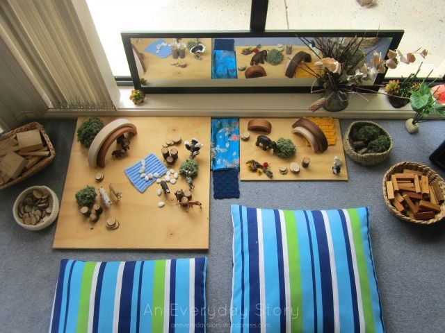 The Theory of Loose Parts: Simple materials to enhance play