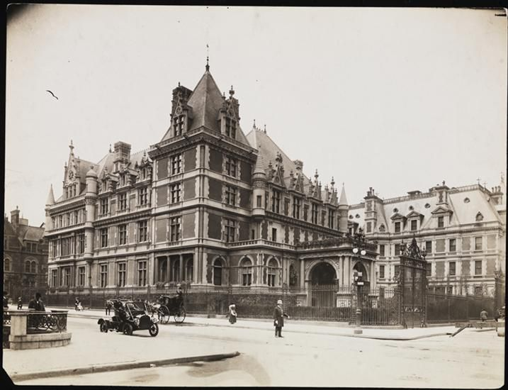 Cornelius Vanderbilt House - Museum of the City of New York