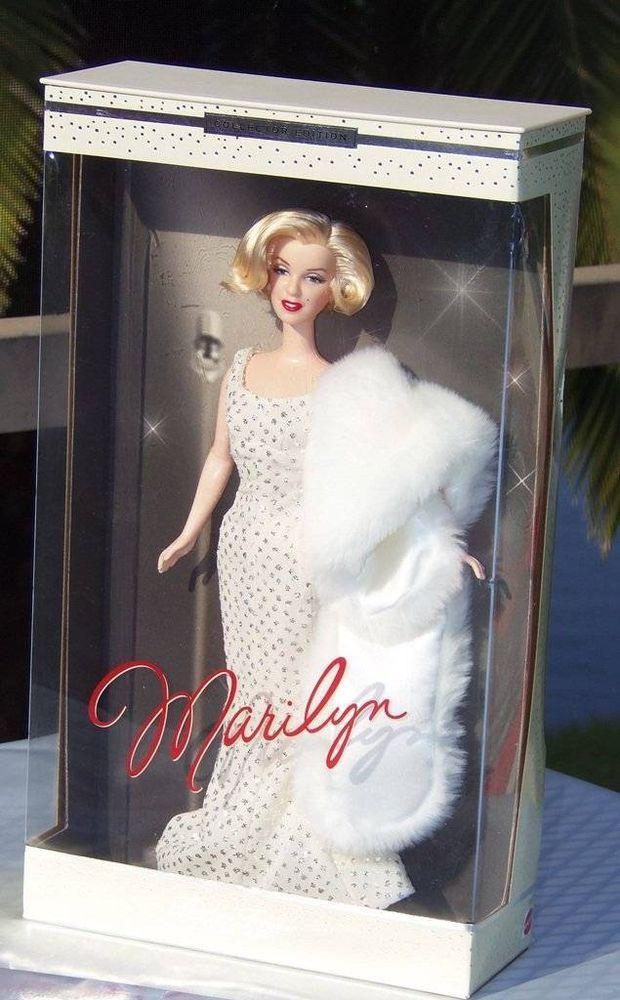 Marilyn Monroe 1 2002 Barbie Doll Barbie Marilyn