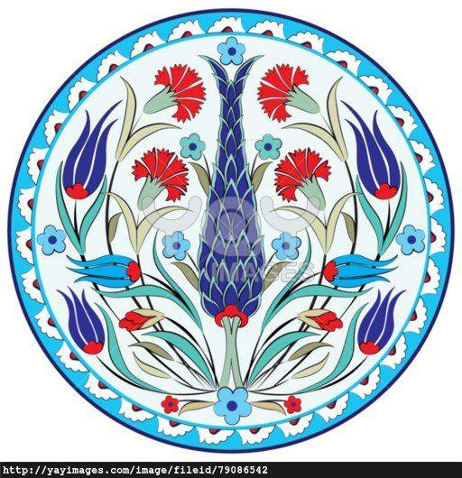 oriental ottoman design seven version