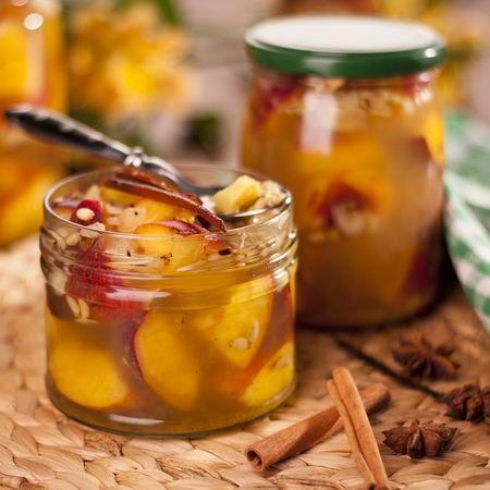 Fűszeres őszibarackbefőtt Recept képpel - Mindmegette.hu - Receptek - Befőzés