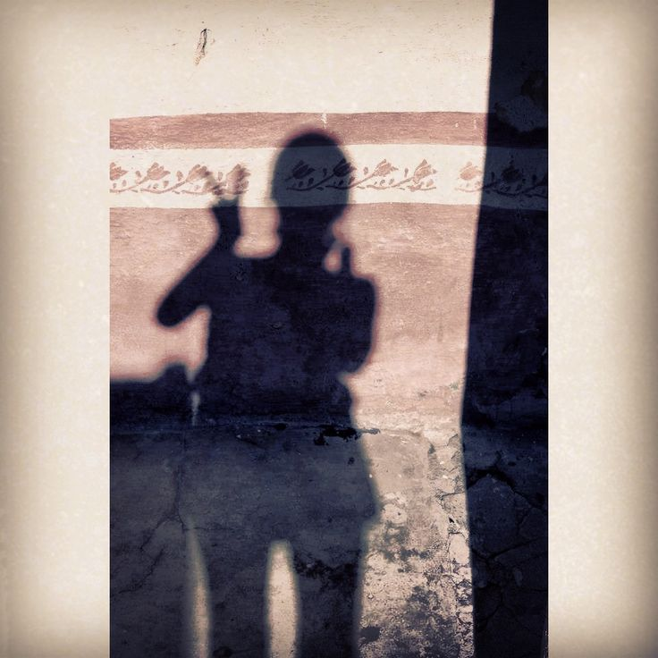 I'm just a shadow