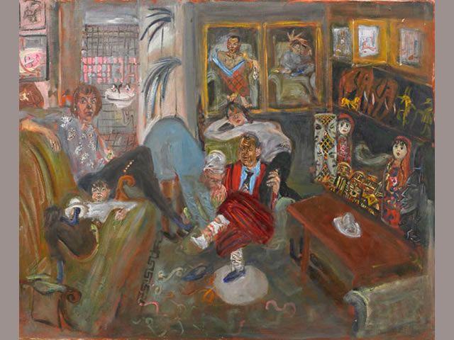 Russian American Cultural Center - Nonna Konysheva