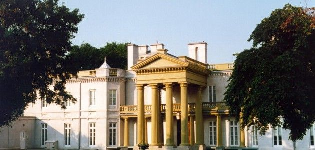 Dundurn Castle is a National Historic site.