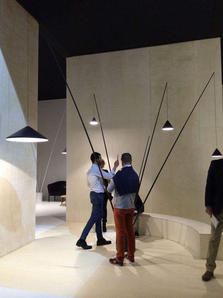 North by Arik Levy for Vibia at Euroluce
