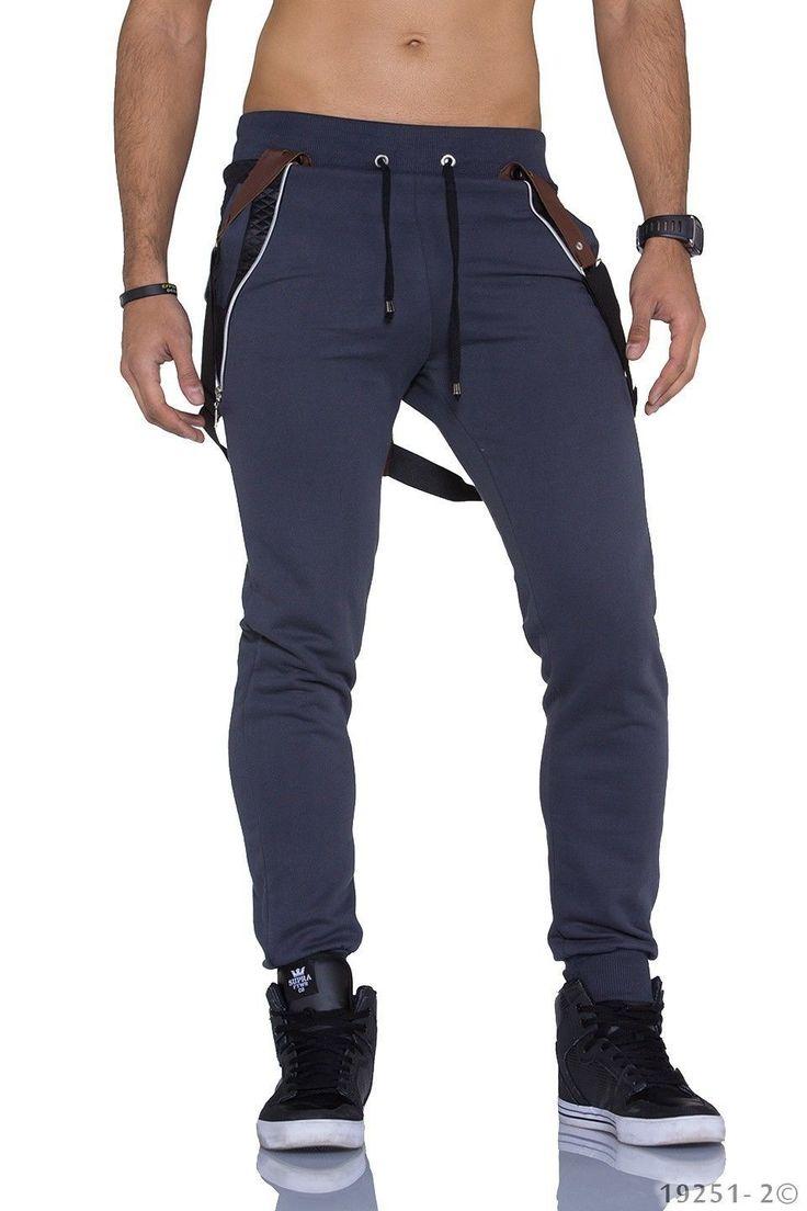 Jeans hosen mit hosentrager herren