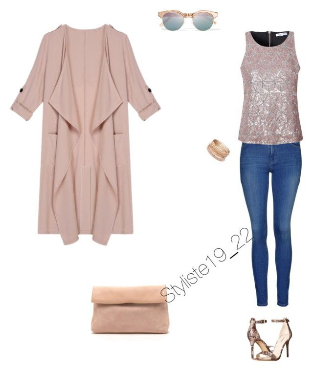 Sudiste by nadine-schokobon-bala on Polyvore featuring polyvore, fashion, style, True Decadence, Topshop, Nine West, Red Camel, Le Specs and clothing