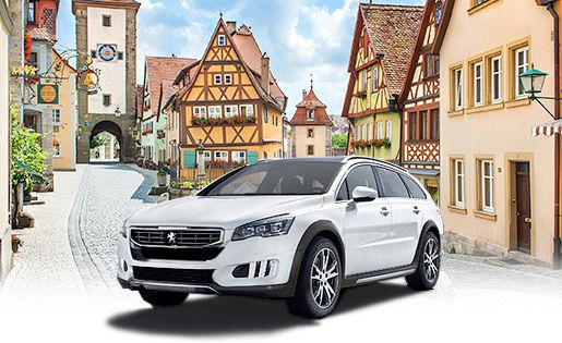Car Rental Germany