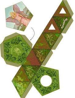 Moldes de Caixa: Todo Miniatura, Printable Boxes, Paper Boxes, Free Printable, Printable Toys, Paper Crafts, Fairies Boxes, Paper Toys, Boxes Templates