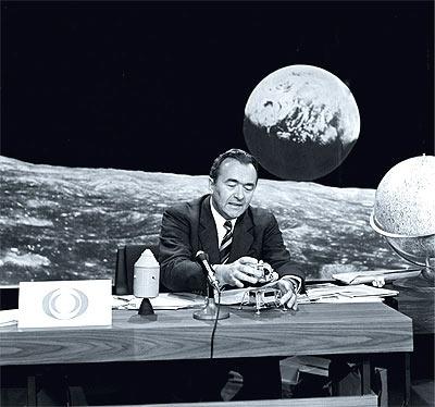 die Mondlandung Liveübertragung im ORF 1969