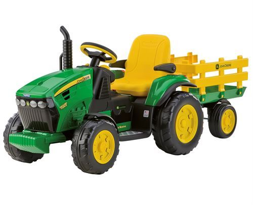Peg-Perego John Deere Ground Force 12V elbil til børn