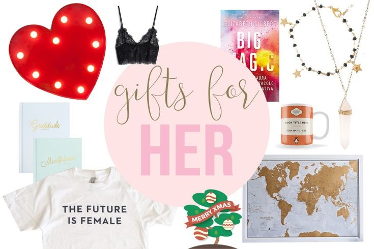 idee regalo originali per lei a Natale. Regali per sorelle, amiche, mamme o fidanzate