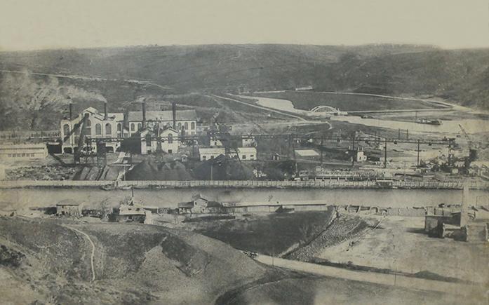 Silahtarağa Elektrik Santrali (1914) Yapı günümüzde @BiLGiOfficial tarafından kullanılıyor.