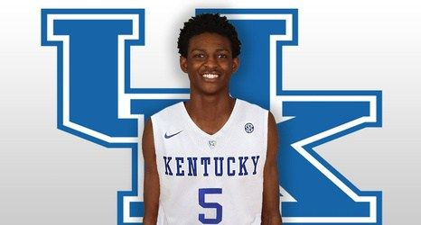2016-17 Kentucky Wildcats Basketball Roster