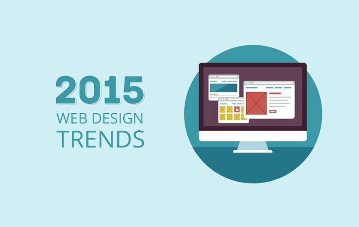 Οι top τάσεις στη σχεδίαση ιστοσελίδων που πρέπει να υιοθετήσει η επιχείρησή σας για το έτος 2015 ώστε να ξεχωρίσει και να ξεχωρίσει από τους ανταγωνισμό.