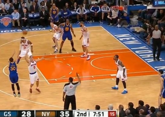 Watch Stephen Curry's Career High 54 PT Highlight's VS New York Knicks At The Garden 2/27/13