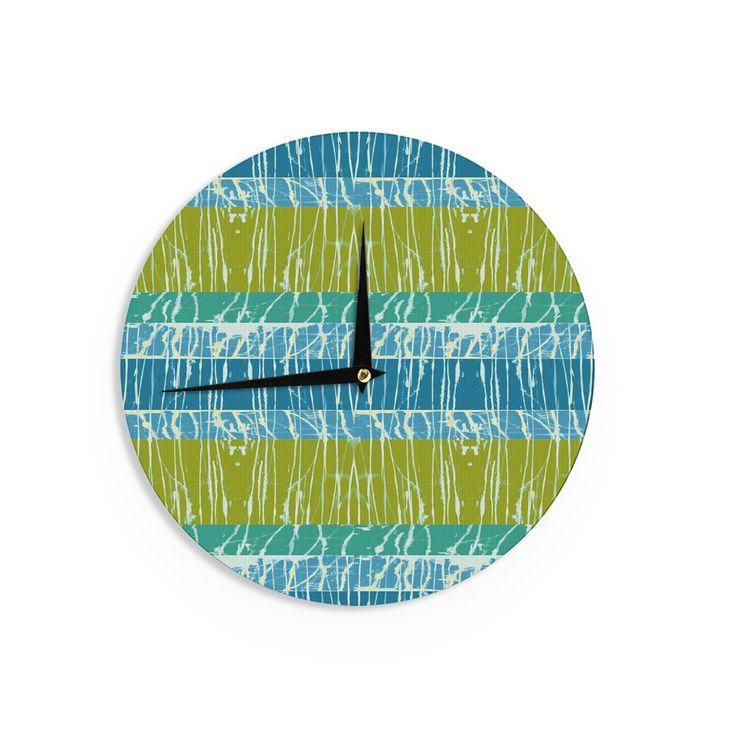 Die besten 25+ Teal wall clocks Ideen auf Pinterest | Wanduhren ...