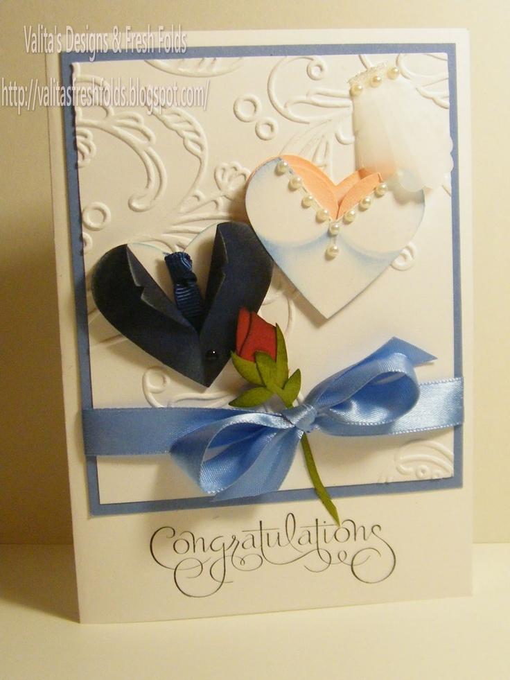 Wedding card 101 best Wedding Card Crafts