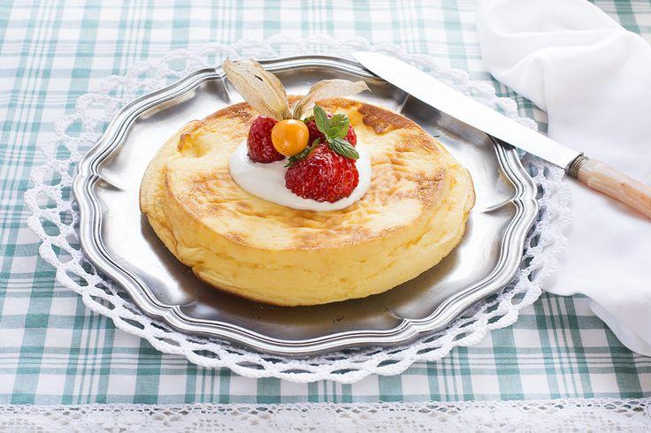 tarta mini queso