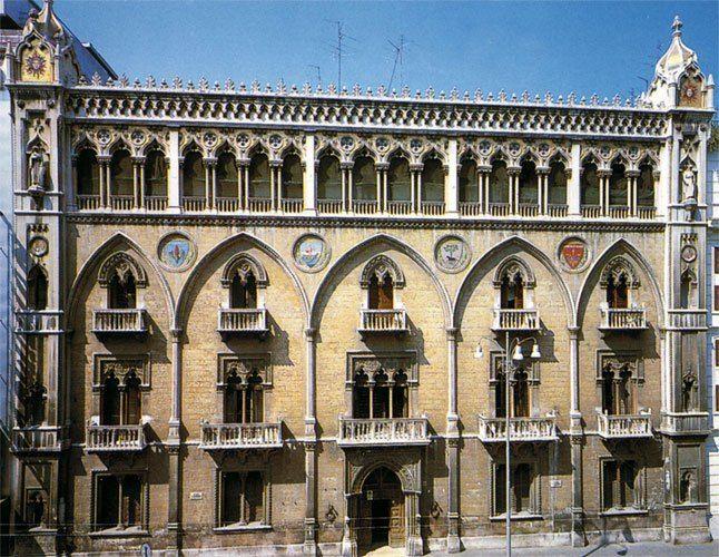 Image result for Palazzo Fizzarotti