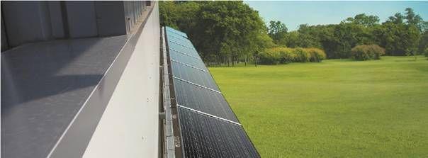 Brise-soleil photovoltaïque Mobafixtm BS - http://www.maisonetenergie.info/brise-soleil-photovoltaique-mobafixtm-bs-2017-07/  Source : http://www.maisonetenergie.info #BriseSoleil, #Énergie_Solaire, #Mobasolar, #Panneau_Solaire, #Photovoltaïque