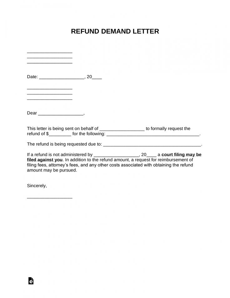 36+ Demand letter example pdf inspirations