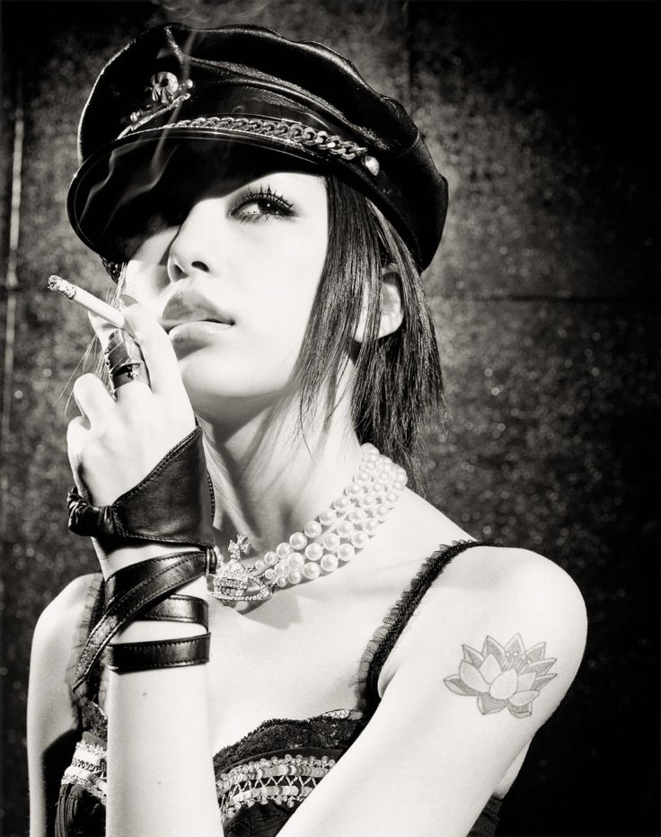 i love nana osaki's style #NANA #Nakashima Mika #Tattoo